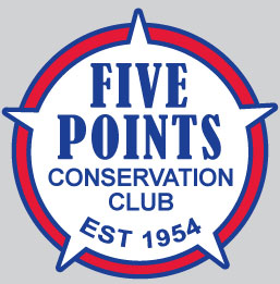 five points banquet hall rental and trapshooting